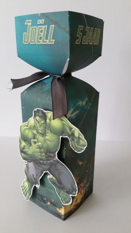 Avengers HULK Toffee