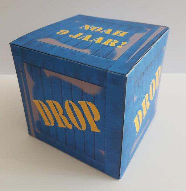 Fortnite - Drop box traktatie