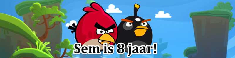 Angry Birds - Chipswikkels