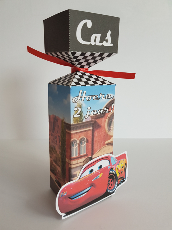 Cars toffeetje