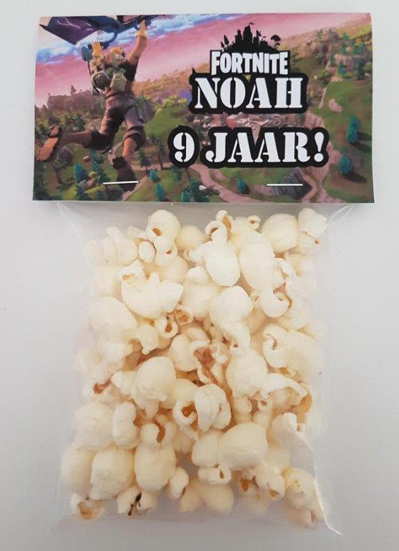 Fortnite - Popcornzakje