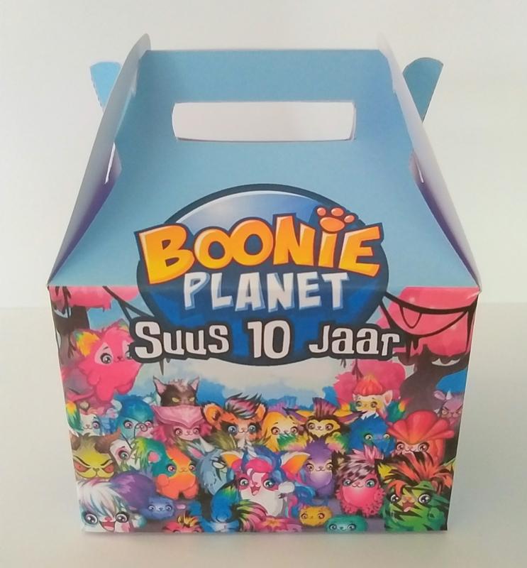 Boonie Planet Koffer