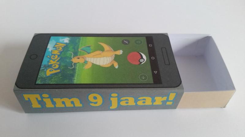 Pokemon - mobieltje