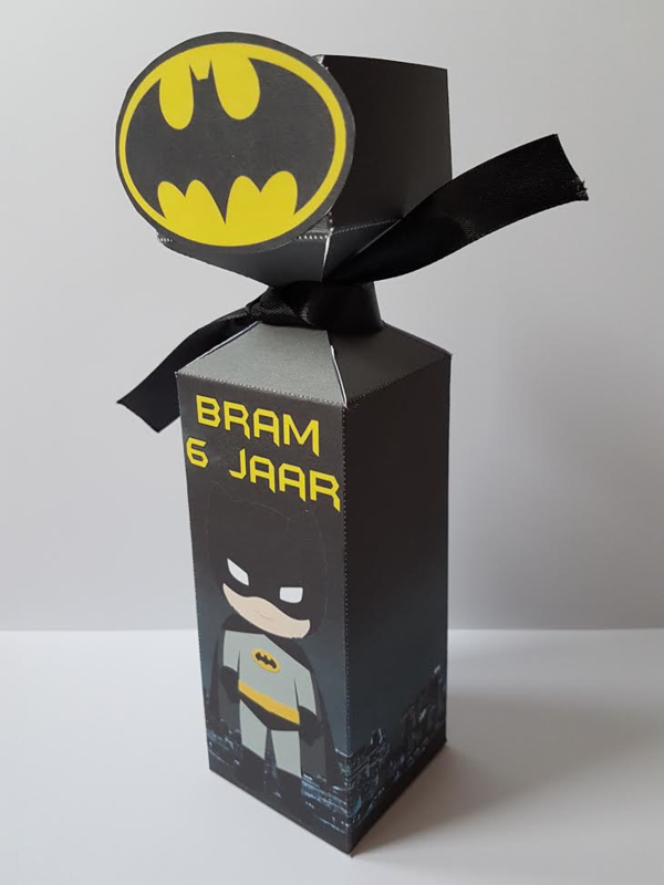 Batman Toffee