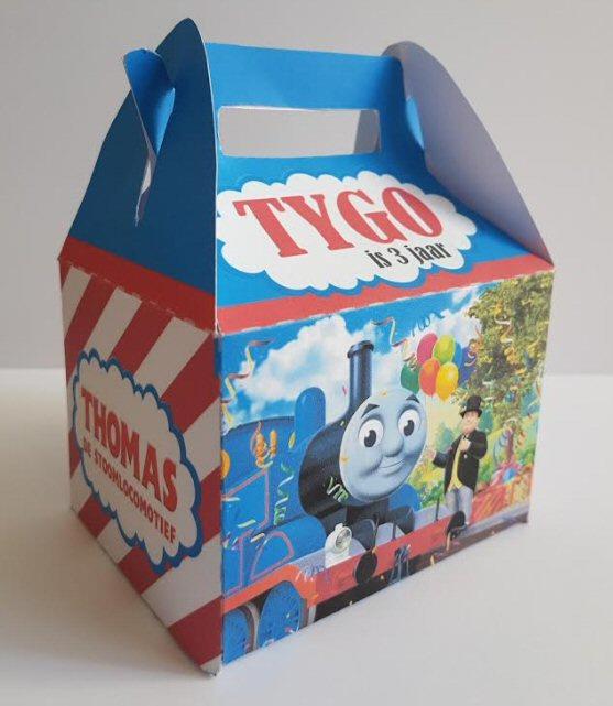 Thomas de stoomlocomotief - Koffertje