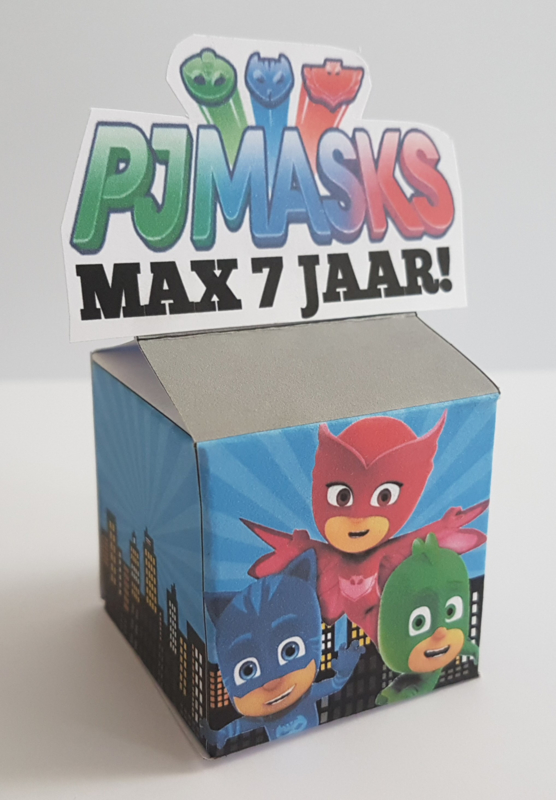 PJ Masks Doosje