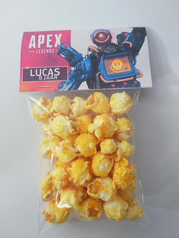 Apex Popcornzakje