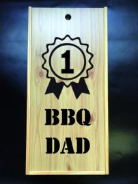No 1 BBQ DAD  set