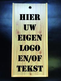 BBQ met eigen tekst en/of logo