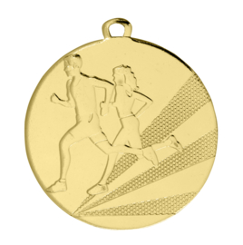 Medaille D112B Hardlopen