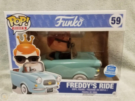 BoxProtectors For Funko Freddy Ridez 59