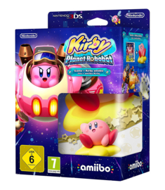 Box Protectors For Kirby Planet Robobot Limited 3DS
