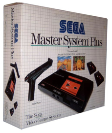 Snug Fit Box Protector For Master System 1 Plus