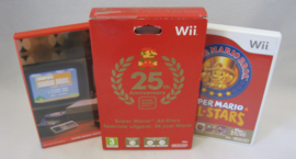 Snug Fit Box Protectors For Wii Mario 25th edition game