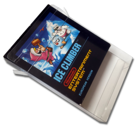 1x Snug Fit Box Protectors For NES SMALL BOX