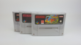 25 x Sleeve for SNES Cartridges
