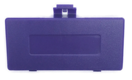 Gameboy Pocket Battery cover Purple