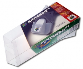 1x Snug Fit Box Protectors For N64 Rumble Pak
