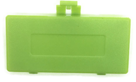 Gameboy Pocket Battery cover Green