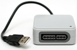 SNES Controller adapter voor de PC !