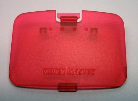 Replacement Memory Cover  Watermelon RED - NEW