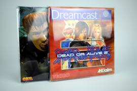 10 x Handleiding / Manual Sleeves for Dreamcast