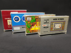 Game & Watch Acrylic Cases