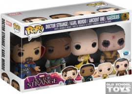 4 Pack Funko Pop Protector