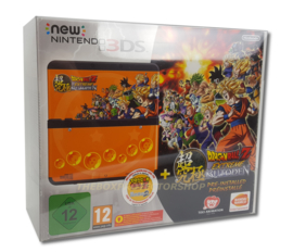 Box Protectors For NEW 3DS XL DBZ & Monster Hunter 4