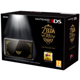 1x Snug Fit Box Protectors For 3DS  ZELDA Console 0.4 MM !
