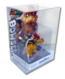 1x Snug Fit Box Protectors For Amiibo 0.4 MM !