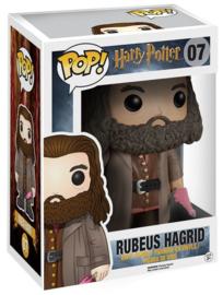 Funko Pop Hagrid / MCC Hulkbuster Protector
