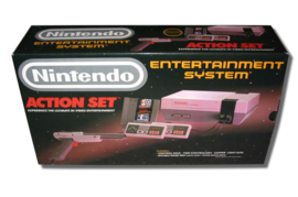 1x Snug Fit Box Protectors For NES ACTION SET 0.4 MM !