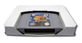 1x  inlay / Inserts N64 Games