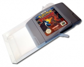 1x Snug Fit Box Protectors For N64 Cartridge