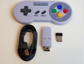 Wireless Controller SNES Mini / PC