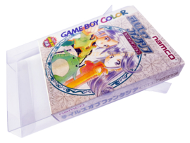 25x Snug Fit Box Protectors For Gameboy Color Japanese Games