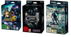 1x Snug Fit Box Protectors For Wii u big box game Bundles