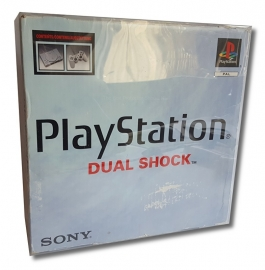 1x Snug Fit Box Protectors For Playstation 1