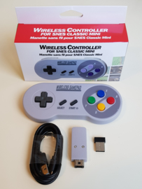 Wireless Controller SNES Mini / PC