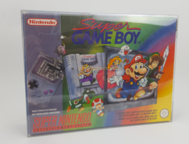 1x Snug Fit Box Protectors For SNES Super Gameboy