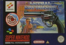 Lethal Enforcers & The Justifier SNES