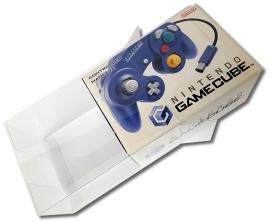 1 x Snug Fit Box Protector Voor Gamecube Controller 0.4 MM !