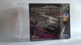 1x Snug Fit Box Protectors For Sega Megadrive