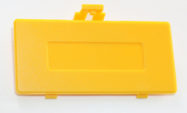Gameboy Pocket Battery cover Yellow