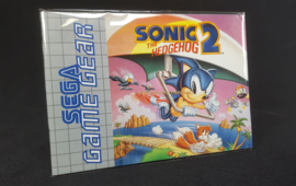 Manual Sleeves SEGA GameGear