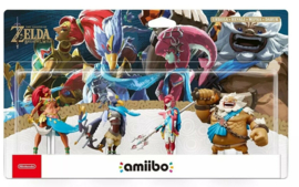 Snug Fit Box Protectors For Amiibo The Legend of Zelda Champions