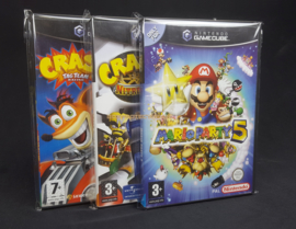 Gamecube Sleeves