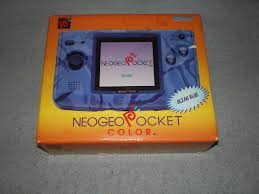 Neo Geo pocket Color Console Protector