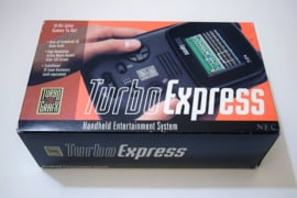 Box Protectors For Turbo Grafx Turbo Express